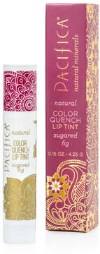Pacifica Sugared Fig Color Quench by 0.15oz Lip Balm)