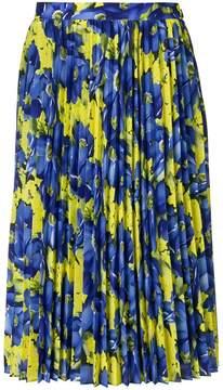 Balenciaga Sunray pleated skirt