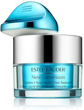 Estée Lauder New Dimension Tighten + Tone Neck & Chest Treatment, 1.7 oz.