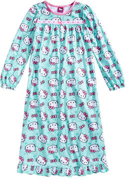 Hello Kitty Printed Nightgown, Little Girls (4-6X) & Big Girls (7-16)