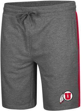 Colosseum Men's Utah Utes Sledge II Terry Shorts