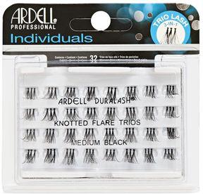 Ardell Individual Trios Medium Black Lashes