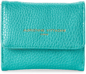 adrienne vittadini Teal Coin Purse