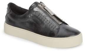 Frye Lena Rebel Zip Sneaker