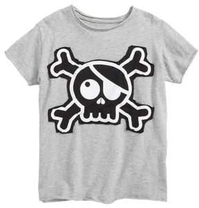 Nununu Skull Applique T-Shirt