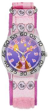 Disney Princess Rapunzel Be Strong Kids' Time Teacher Watch
