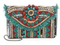 Sam Edelman Beaded Convertible Clutch