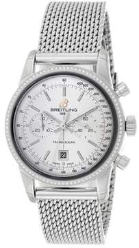 Breitling Men's Transocean Diamond Watch.