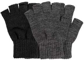 H&M Fingerless Gloves