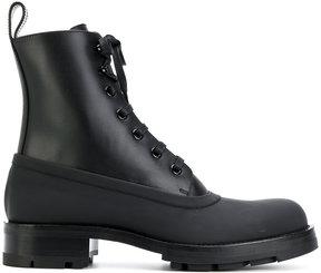 Marni spat detail boots