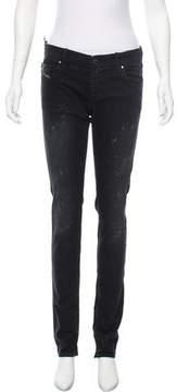 Diesel Grupee Low-Rise Jeans w/ Tags