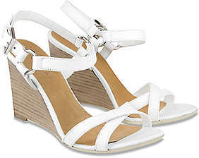Nautica Isabella Leather Wedge