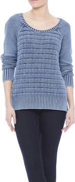 Three Dots Lindsey Cotton Sweater