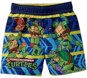 Trunks Teenage Mutant Ninja Turtles Newborn Baby Boy Swim