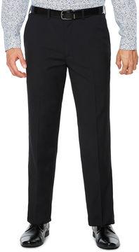 Jf J.Ferrar Checked Stretch Slim Fit Suit Pants - Slim