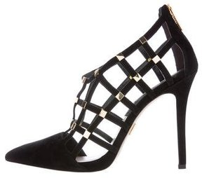 Michael Kors Agnes Pointed-Toe Booties