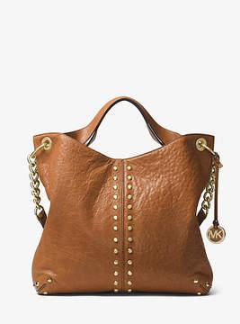 Michael Kors Astor Leather Shoulder Bag