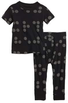 Nununu Braille Shirt & Pants Set