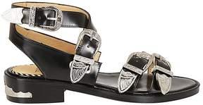 Toga Pulla Buckle Strap Sandals
