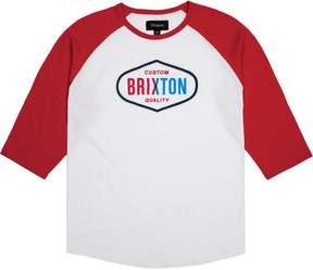 Brixton Oakland 3/4-Sleeve T-Shirt