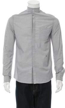 Pierre Balmain Striped Button-Up Shirt