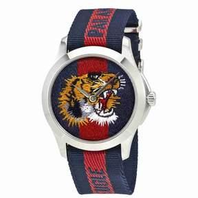 Gucci Le Marches des Marveilles Automatic Unisex Watch YA126495