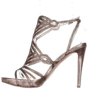 INC International Concepts Womens Surrie Open Toe Ankle Strap Classic Pumps.
