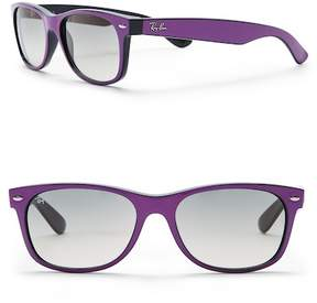 Ray-Ban New Wayfarer 52mm Square Sunglasses