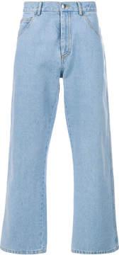 Gosha Rubchinskiy straight-leg jeans