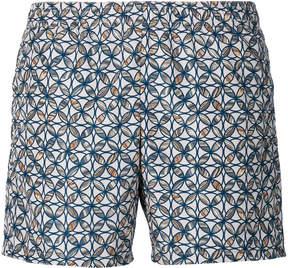 La Perla printed swim shorts