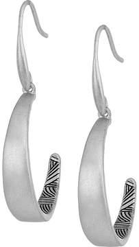The Sak C Hoop Drop Earrings Earring