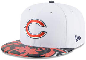 New Era Boys' Chicago Bears 2017 Draft 59FIFTY Cap