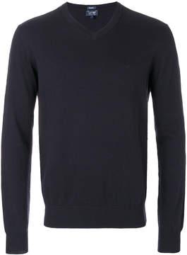 Armani Jeans V neck sweatshirt