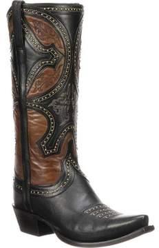Lucchese Bootmaker M4862 S5 Toe Cowboy Boot (Women's)