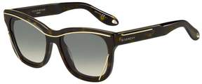 Givenchy 7028 Cat Eye Sunglasses