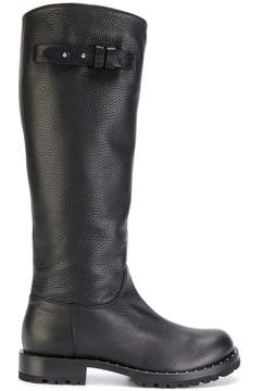 Ermanno Scervino calf length boots