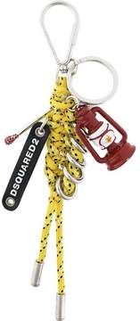 DSQUARED2 embellished keyring