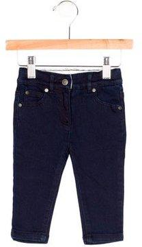 Stella McCartney Boys' Flat Front Straight-Leg Jeans