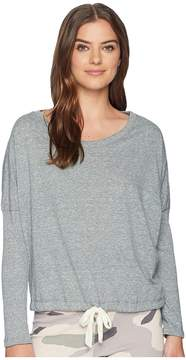 Eberjey Heather Slouchy Tee Women's Clothing