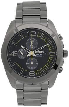 Seiko SSC217 Men's Solar Chronograph Watch