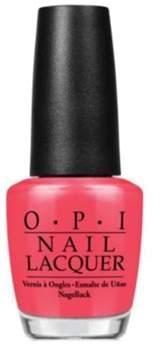 OPI Nail Lacquer Nail Polish, Cajun Shrimp.