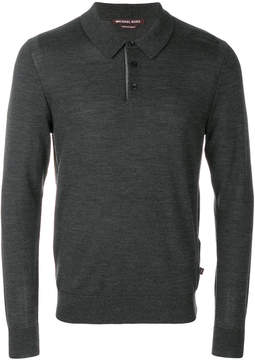 Michael Kors longsleeved polo shirt