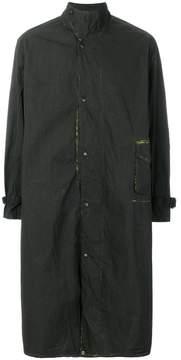 Our Legacy long cape coat