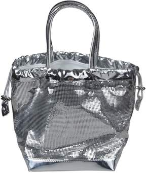 Paco Rabanne Mirrored Bucket Bag