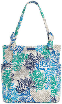 Vera Bradley Hadley Tote - AUTUMN LEAVES - STYLE