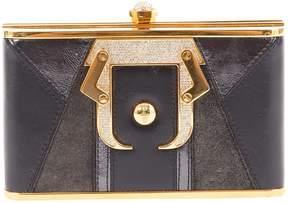 Paula Cademartori Leather clutch bag