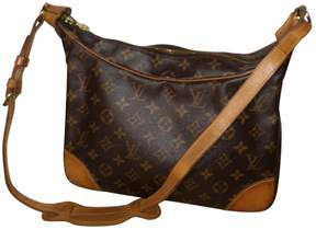 Louis Vuitton Boulogne handbag - BROWN - STYLE