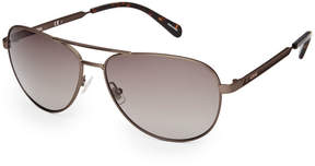 Fossil Bayfield Aviator Sunglasses