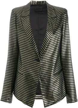 RtA striped blazer