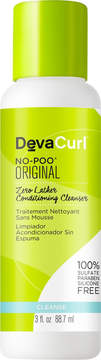 DevaCurl Travel Size No-Poo Original Zero Lather Conditioning Cleanser